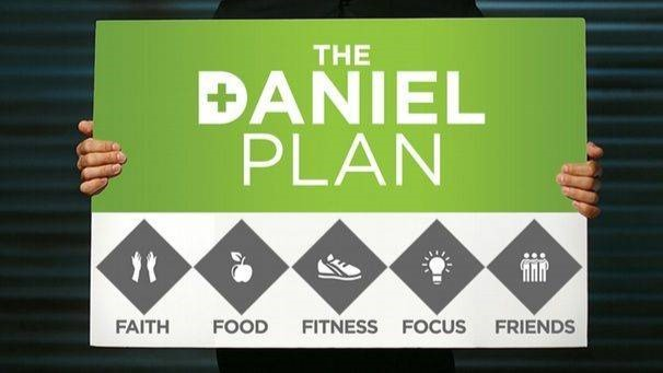 The Daniel Plan - Small Group Study